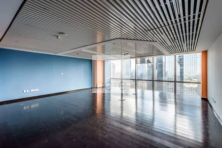 Fitted Office | High Floor | DIFC Views