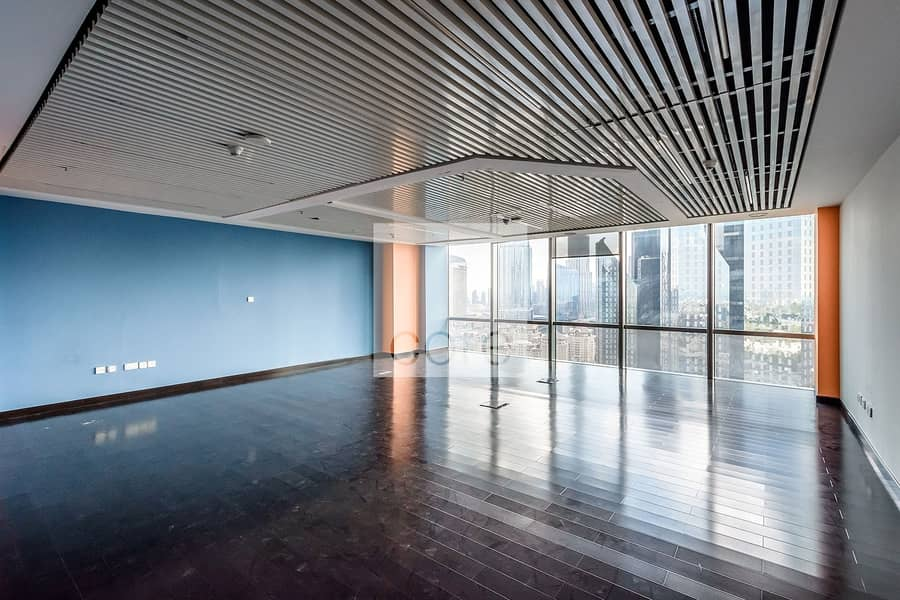 1 Fitted Office | High Floor | DIFC Views