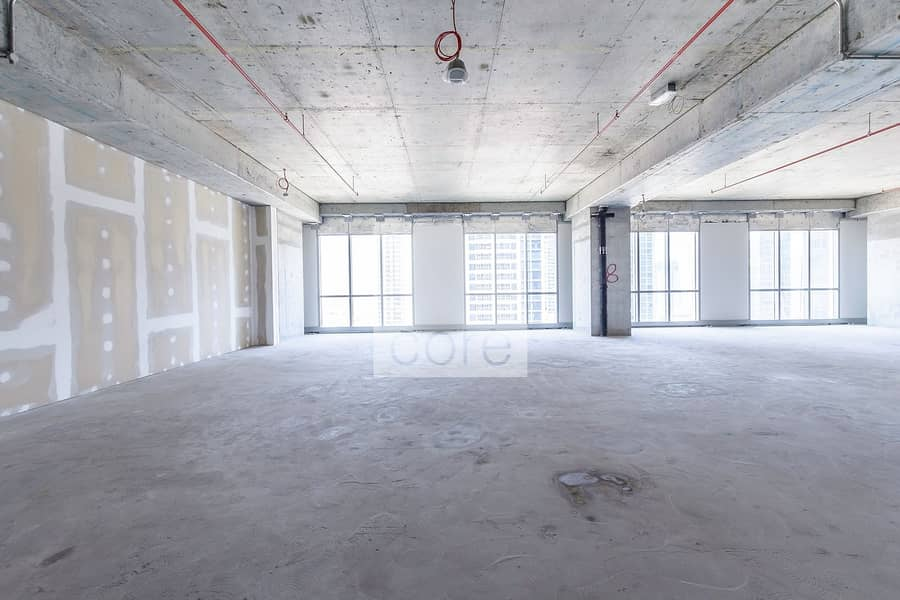 Available Shell and Core Office I Mid Flr