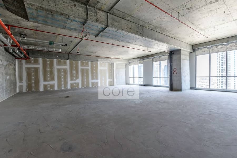 2 Available Shell and Core Office I Mid Flr