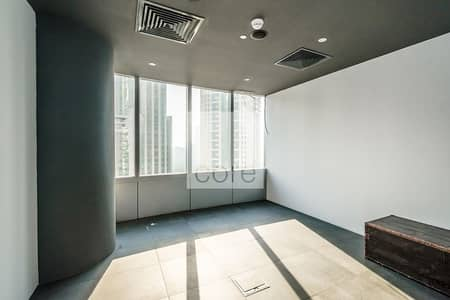 Office for Sale in Jumeirah Lake Towers (JLT), Dubai - Fitted Office I Mid Floor I Security