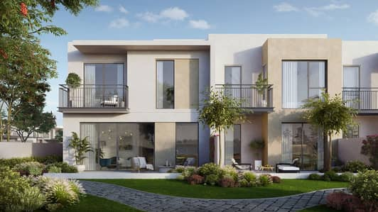 Chance amazing Villa only 5% down payment and 2% DLD waiver 3 years post handover