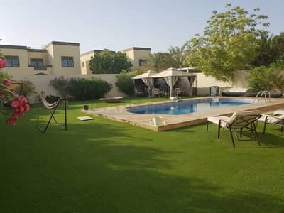 3 Bedroom Villa for Sale in Jumeirah Park, Dubai - District 5 Regional Small 3 beds Swimming Pool
