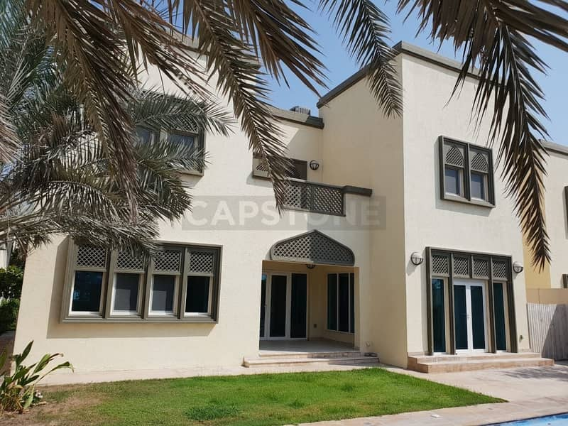 10 District 8 | Swimming Pool | Vacant | 3 BR