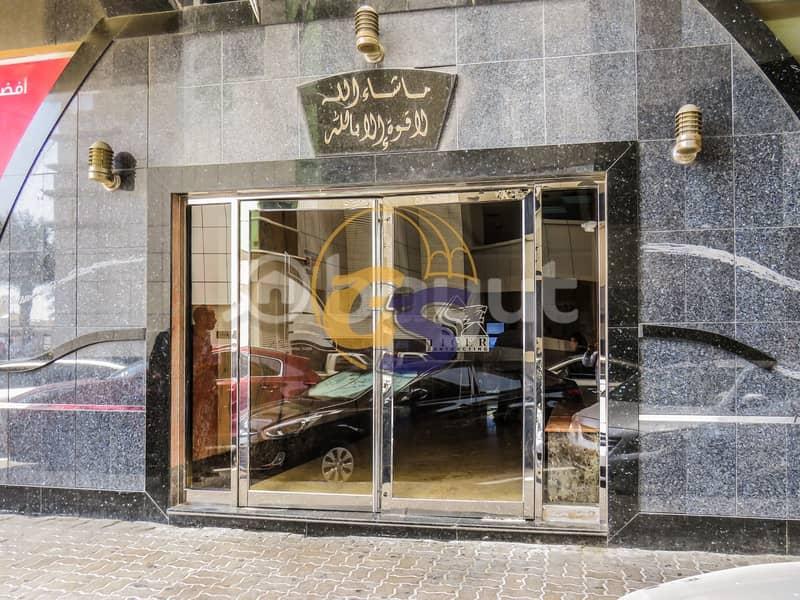 Sharjah-Al Qasimiyah- near Nova Park Hotel