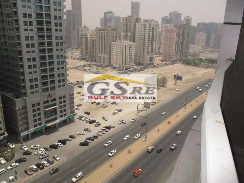 2 Gorgeous Price for  2 Bedroom  flat  3304 - Al Taawun Area - Sharjah