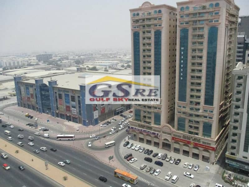 Gorgeous Price for  2 Bedroom  flat  3304 - Al Taawun Area - Sharjah