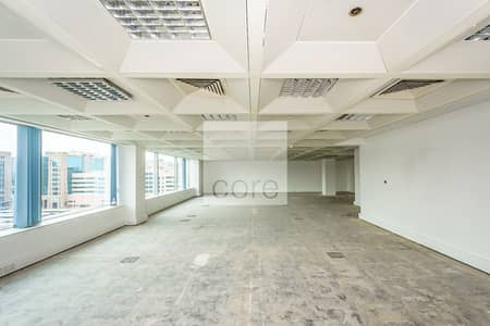 Office for Rent in Deira, Dubai - Vacant office with pantry | Al Masaood