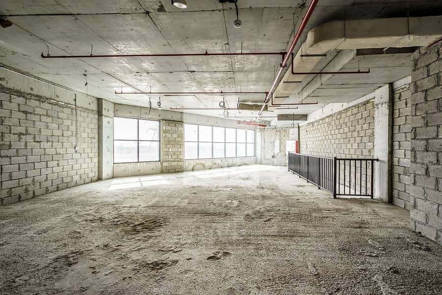 10 Combined Shell and Core Retail | Low Floor