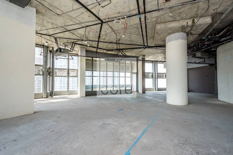 10 Available full office floor on a mid floor