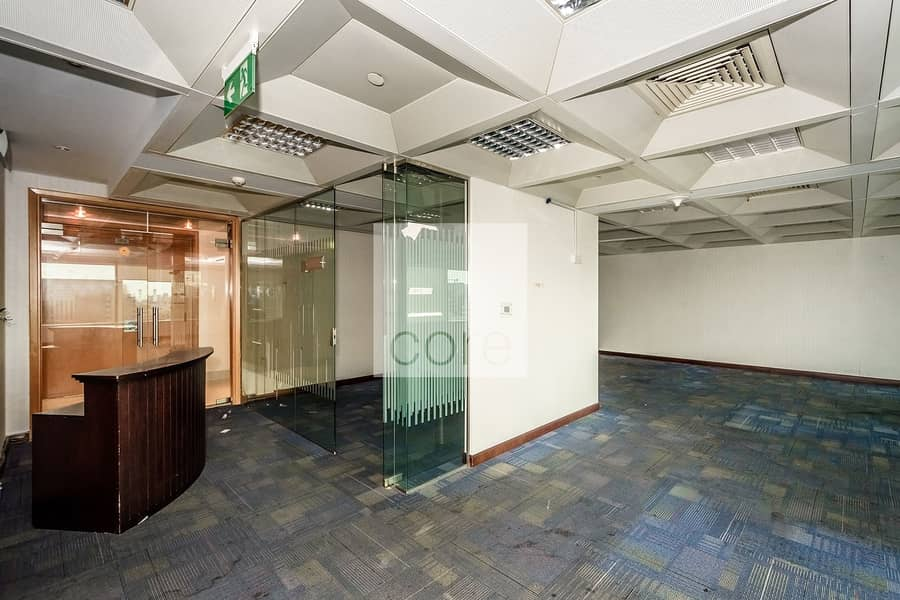 2 On a high floor fitted office | Al Masaood