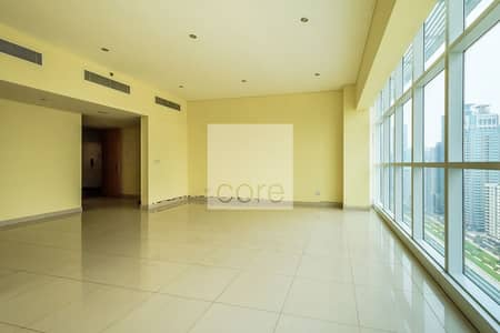 3 Bedroom Flat for Rent in Sheikh Zayed Road, Dubai - DIFC View | Close to Metro | Chiller Free
