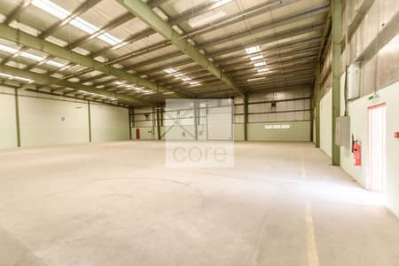 Warehouse for Rent in Technology Park, Dubai - Warehouse with office for rent Technopark