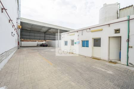 Warehouse for Rent in Mussafah, Abu Dhabi - Fitted I Onshore License I Ground Floor