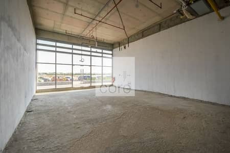 Shop for Rent in Dubai Studio City, Dubai - Premium Retail Unit | Shell and Core | DED