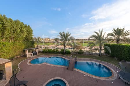 5 Bedroom Villa for Sale in Arabian Ranches, Dubai - Saheel - Exclusive - Golf Course Views