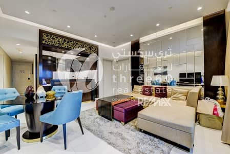 1 Bedroom Flat for Rent in Downtown Dubai, Dubai - High Quality Fully Furnished 1 BDR in Damac Upper Crest