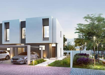 3 Bedroom Townhouse for Sale in Al Suyoh, Sharjah - Own your home Villa and Townhouse in NASMA RESIDENCE in sharjah