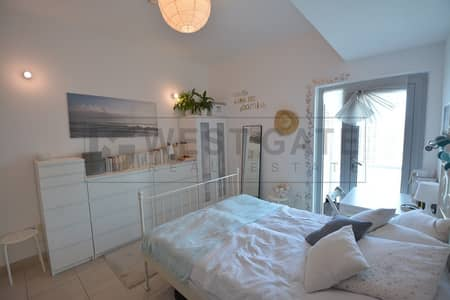 2 Bedroom Apartment for Rent in Dubai Marina, Dubai - Near Metro st. | High Floor | Unfurnished