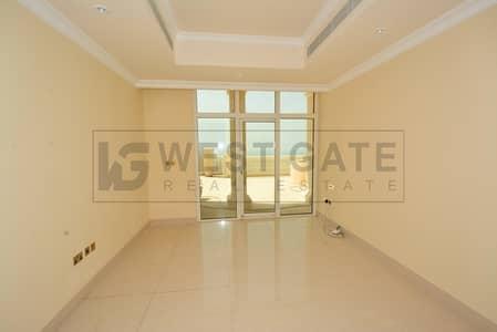 فلیٹ 4 غرفة نوم للبيع في نخلة جميرا، دبي - Unfurnished 4BR Penthouse-Best layout-High Floor-Sea View