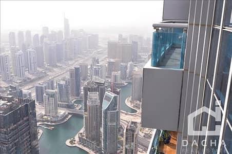 1 Bedroom Apartment for Sale in Dubai Marina, Dubai - HIGH FLOOR / AMAZING VIEW