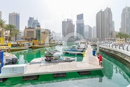 Shop for Rent in Dubai Marina, Dubai - Brand New Retail Units | Ground plus Mezzanine | Marina Harbour