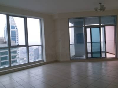 3 Bedroom Flat for Rent in Dubai Marina, Dubai - Large 3 Bedrooms