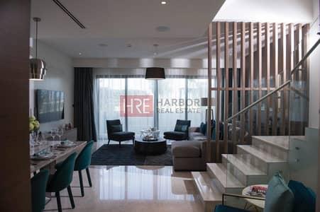 4 Bedroom Villa for Sale in Meydan City, Dubai - Elegant  Townhouse Minutes Away from Downtown Dubai