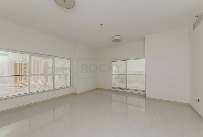 2 2  Bed | Swimming Pool & Gym |Central A/C | Al Mamzar