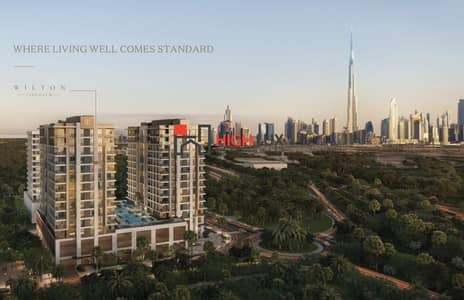 Wilton Terraces 2 by Ellington Luxury Apartment For sale in Mohammad Bin Rashid City  with competitive prices