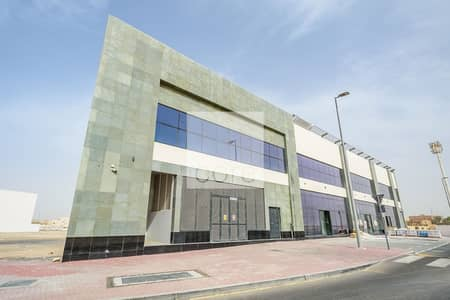 Shop for Rent in Al Barsha, Dubai - Well Located | Shell and Core Retail Unit