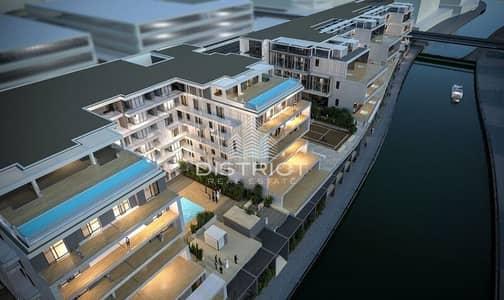 شقة 2 غرفة نوم للبيع في شاطئ الراحة، أبوظبي - 2 BR Loft - 1% Monthly - 1% Down Payment