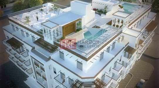 1 Bedroom Flat for Sale in Jumeirah Village Triangle (JVT), Dubai - 1 Bed |Balcony|Store in JVT|Best Price!
