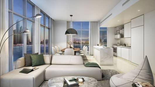 3 Bedroom Apartment for Sale in Dubai Harbour, Dubai - Payment Plan I Private Beach I Emaar Beachfront