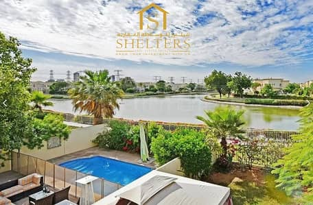3 Bedroom Villa for Sale in The Springs, Dubai - 3BR + Study   Type 3E  Springs   Only 2.2m