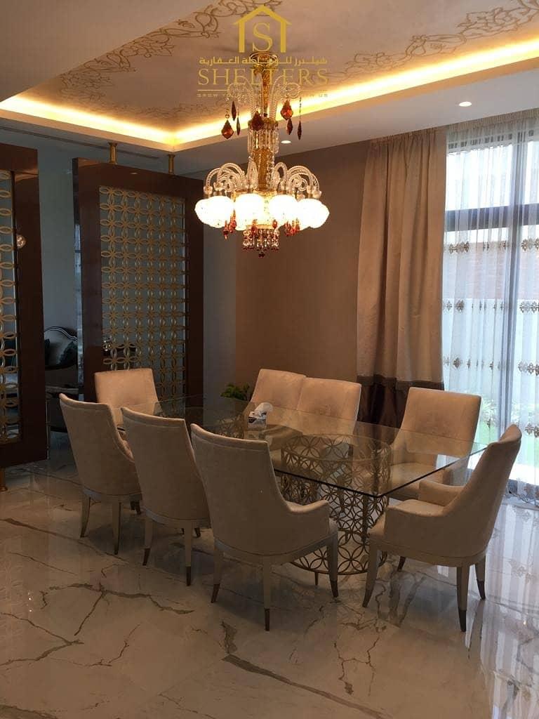 Super luxury villa Facing Golf & Lake view