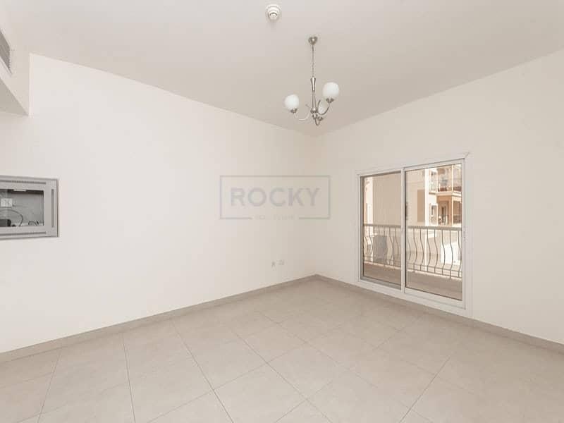 1 Bedroom  |  Central A/C  |  International City