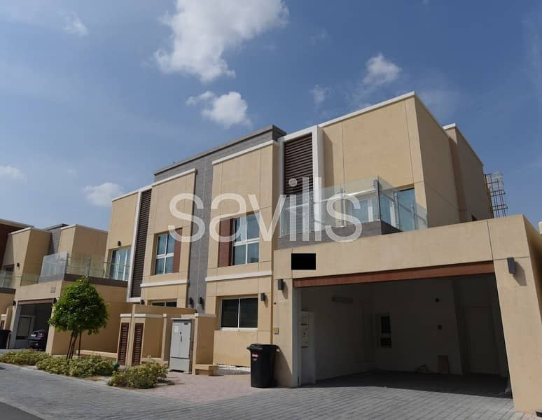 Exclusive Unfurnished 3 Bed Close to Pool & Park