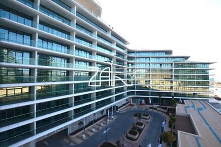 Studio for Rent in Al Raha Beach, Abu Dhabi - Great View! 4 Payments Studio w/ Balcony