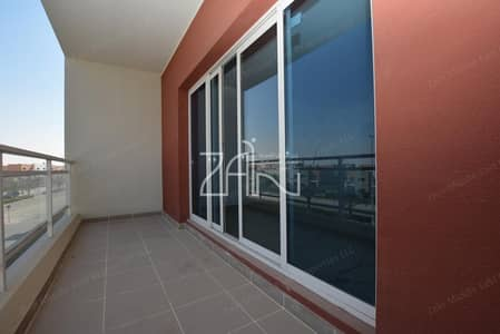 2 Bedroom Flat for Rent in Al Reef, Abu Dhabi - Vacant 2BR Apt Closed Kitchen w/ Balcony