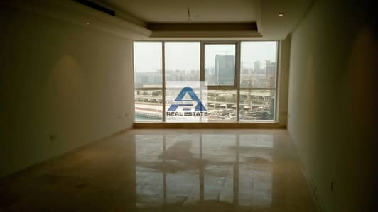2 Bedroom Flat for Rent in Al Maryah Island, Abu Dhabi - Sea View 2 + 1 Master BHK