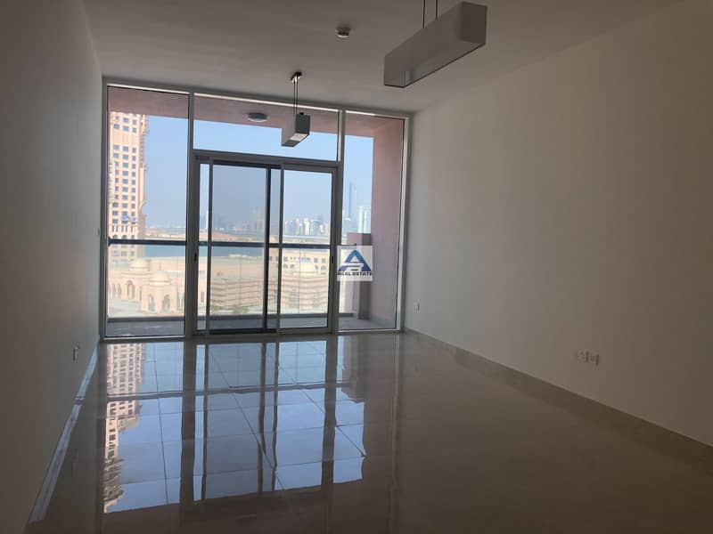 New Sea View 1 bed next  to  Marina Mall