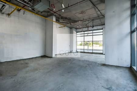 Shop for Rent in Dubai Studio City, Dubai - Retail Space | Shell and Core | Vacant