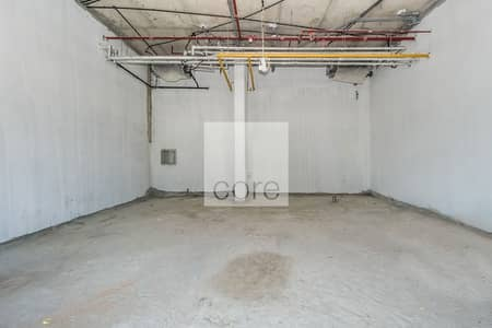 Shop for Rent in Dubai Studio City, Dubai - Premium Retail Shop | Shell and Core | DED