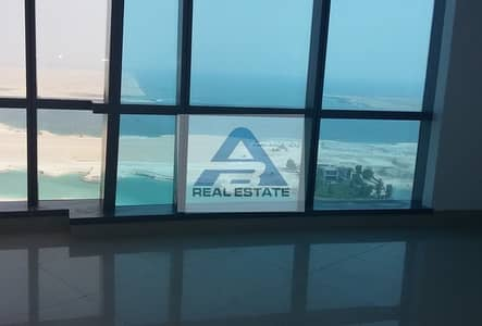 1 Bedroom Flat for Rent in Corniche Road, Abu Dhabi - Ultra Modern Sea View 1 bed with White Good