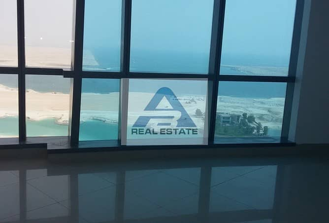 Ultra Modern Sea View 1 bed with White Good