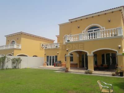 5 Bedroom Villa for Rent in Jumeirah Park, Dubai - Landscaped Garden | District 2 | 5 BR + M