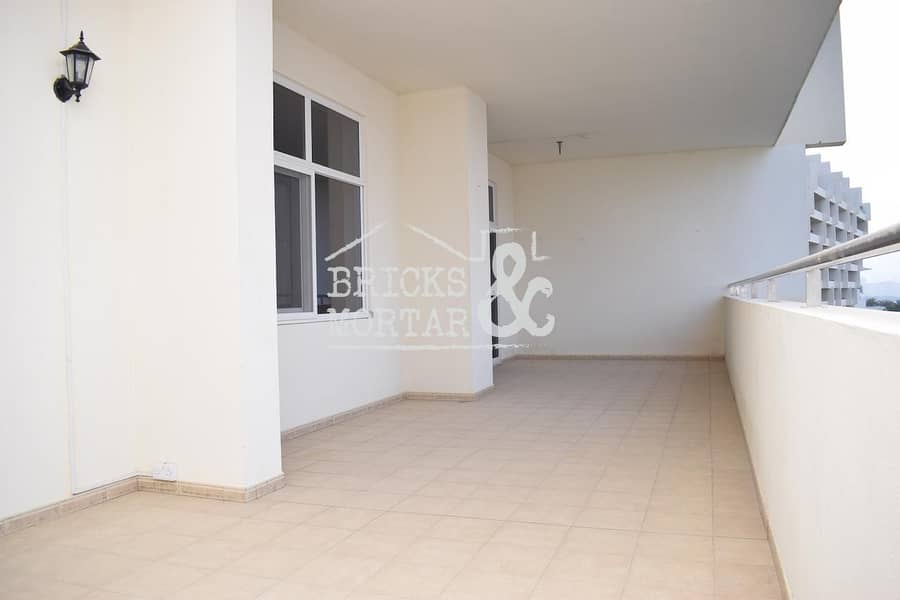 13 Multiple Cheques | Spacious | Huge Terrace