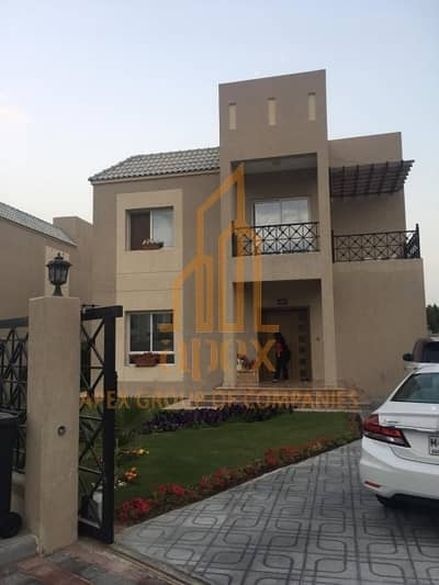 4 Bedroom Villa for Rent in Dubailand, Dubai - 4 BR + Maid's| Open View | Garden |