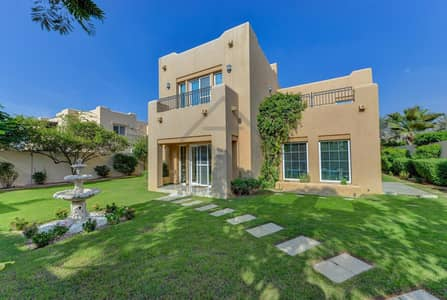 5 Bedroom Villa for Sale in Arabian Ranches, Dubai - Upgraded 5BR villa I Huge Plot I Type 17